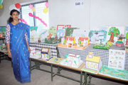 Amresh Sharma Public School-Arts
